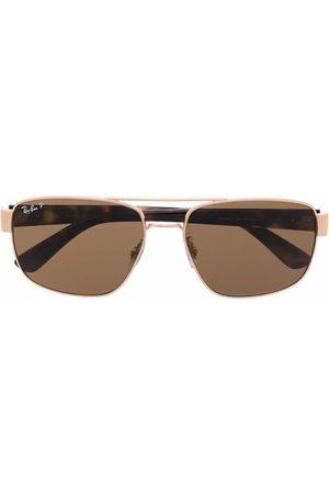 Ray-Ban Rectangle-frame sunglasses