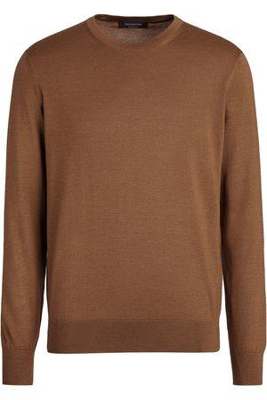 Ermenegildo Zegna Long-sleeve knitted jumper