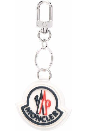Moncler Logo charm keyring