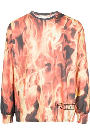 This Is Never That Blaze long-sleeved sweatshirt