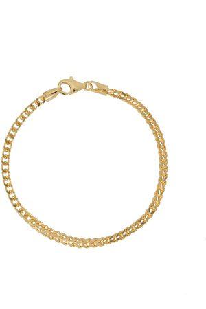 Nialaya Jewelry Muži Náramky - Square chain bracelet