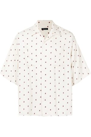 Undercoverism Graphic-print short-sleeved shirt