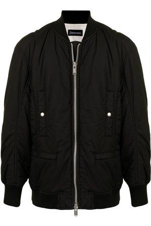 Undercoverism Padded zip-up bomber jacket