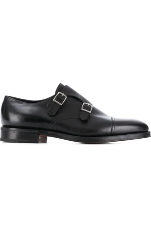 JOHN LOBB William buckled oxford shoes
