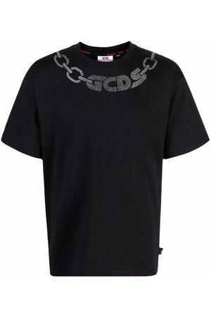 Gcds Logo-embellished T-shirt