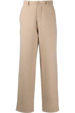 Ami Straight-leg wool trousers