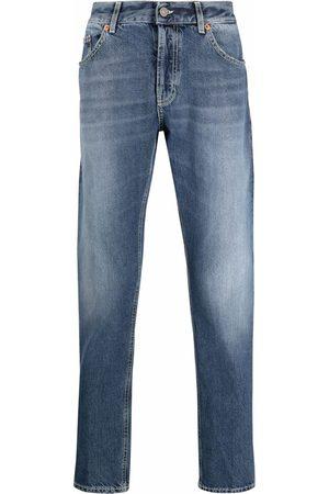 Dondup Muži Rovné nohavice - Straight-leg denim jeans