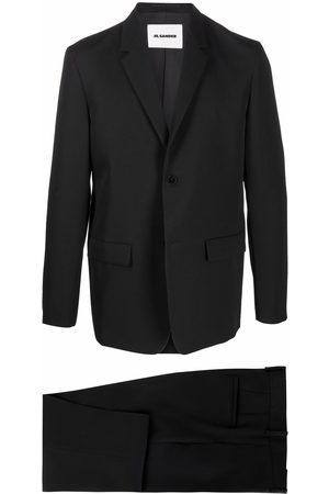 Jil Sander Fitted single-breasted suit