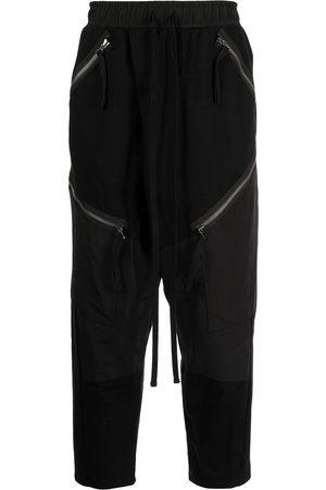 JULIUS Patch pocket sweatpants