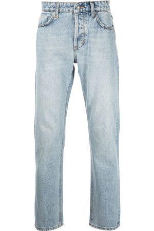 NEUW Ray straight-leg whisker jeans