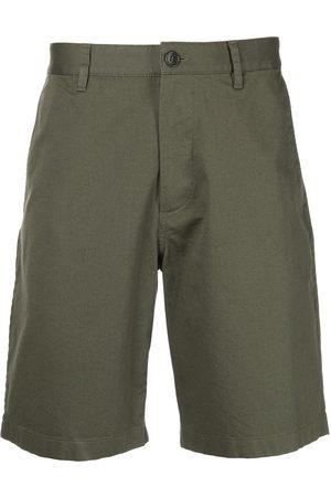 WoodWood Jonathan light twill shorts