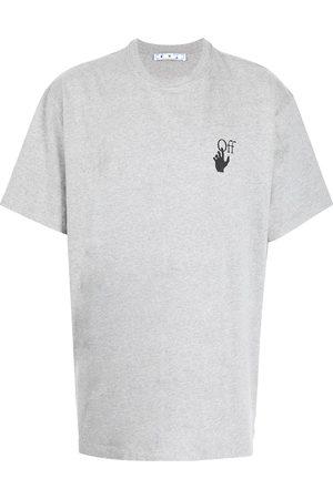 OFF-WHITE Logo-print short-sleeve T-shirt
