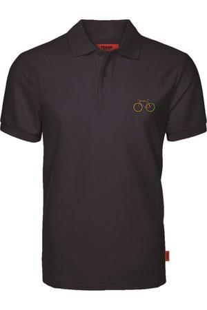 JOHN FRANK Muži S krátkým rukávem - Pánské tričko JFTPOLO08 L