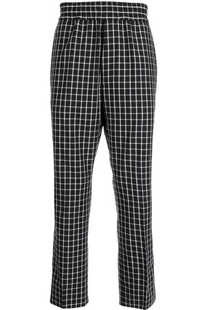 Vivienne Westwood Checked straight-leg pants