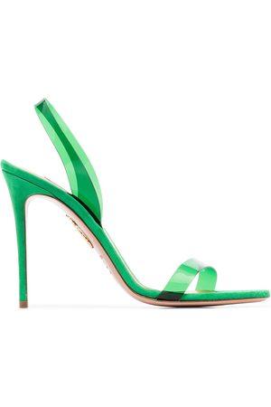 Aquazzura Ženy Lodičky - So Nude 105mm sandals
