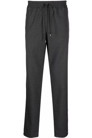 A.P.C. Drawstring straight-leg trousers