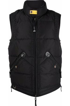Parajumpers Zipped-up padded vest