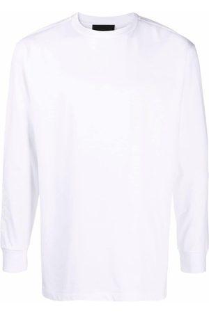 John Richmond Muži S dlouhým rukávem - Long-sleeve cotton T-shirt