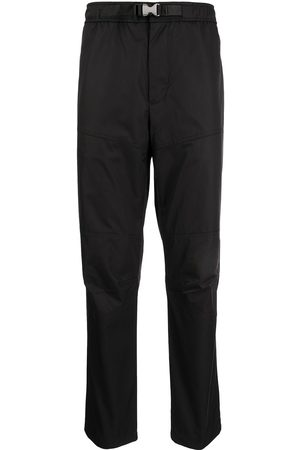 Armani Exchange Belted-waist trousers