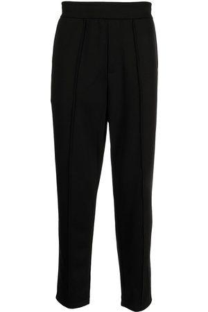 Armani Exchange Elasticated-waist trousers