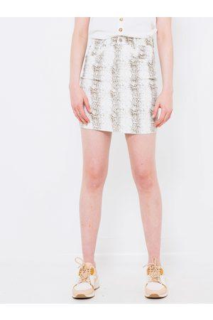 Camaïeu Ženy S potiskem - Vzorovaná pouzdrová sukně