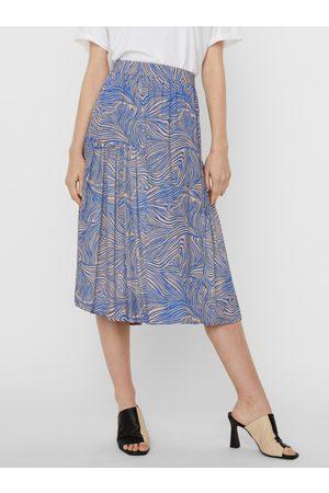 VERO MODA Vzorovaná sukně Gea