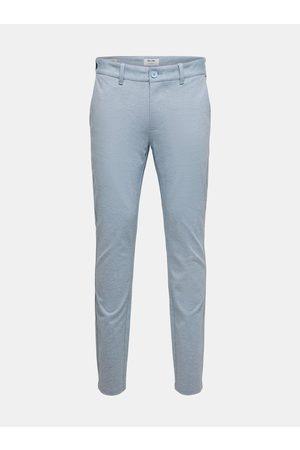 Only & Sons Světle modré kalhoty