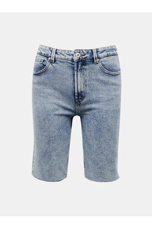 ONLY Světle modré džínové kraťasy Emily