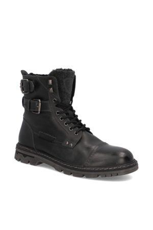 Frank Walker Hladká kůže kotníčkové boty