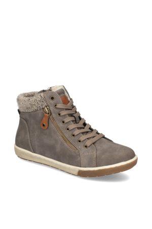 Seven/east šněrovací kotníčkové boty