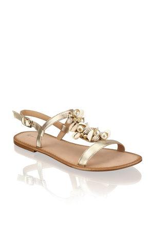 Kate Gray Klasické sandály -hladká kůže