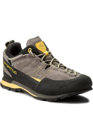 La Sportiva Trekingová obuv - Boulder X 838GY Grey/Yellow