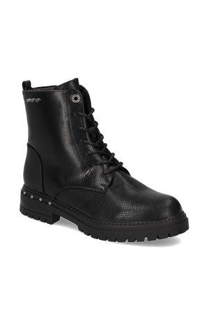 OMG! šněrovací kotníčkové boty
