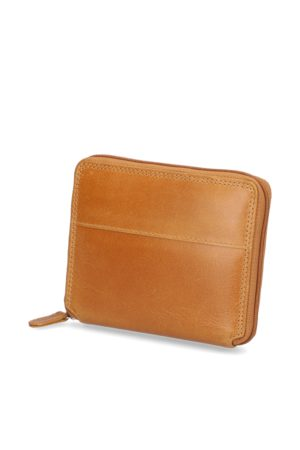 Pat Calvin Hladká kůže peněženka