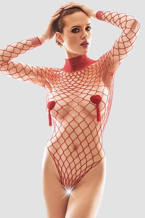 Anaïs Ženy Body - Bodystocking Forca