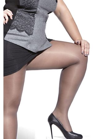 Adrian Ženy Punčochy - Punčochové kalhoty Kaira plus size 20 DEN