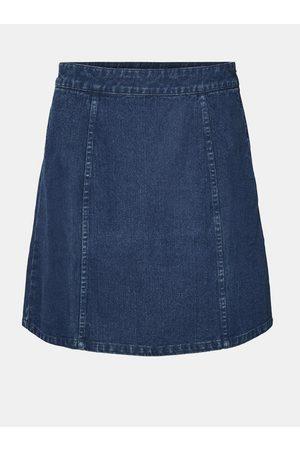 Noisy May Tmavě džínová sukně Peri