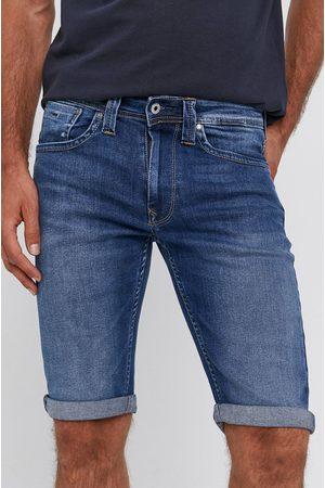 Pepe Jeans Džínové šortky Cash