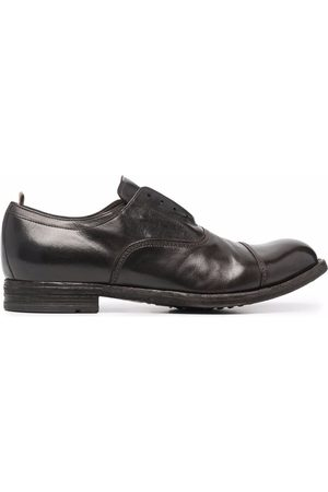 Officine creative Unlaced oxford shoes