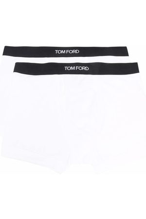 Tom Ford Logo-waistband briefs (pack of 2)