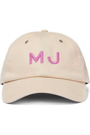 Marc Jacobs The Traveller embroidered cap