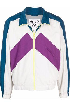 Kenzo Colour-block track jacket