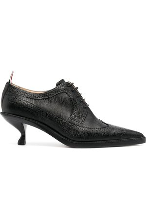 Thom Browne Longwing brogues with sculpted heel