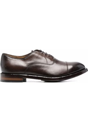 Officine creative Muži Oxfordky - Lace-up leather Oxford shoe