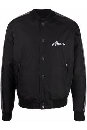 AMIRI Hardcore satin bomber jacket