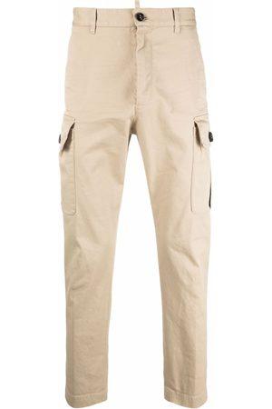 Dsquared2 Muži Kapsáče - Straight-leg cargo trousers