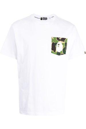 A Bathing Ape Logo-print cotton T-shirt