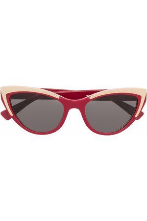 Moschino Ženy Sluneční brýle - Cat eye-frame two-tone sunglasses
