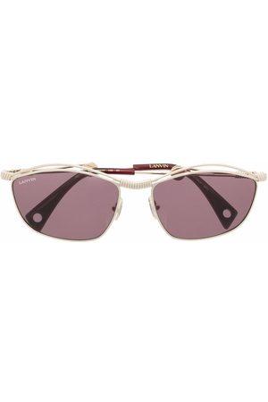Lanvin Ženy Sluneční brýle - Square tinted sunglasses