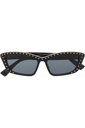 Moschino Ženy Sluneční brýle - Cat eye-frame studded sunglasses